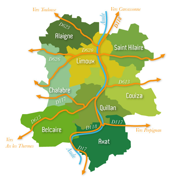 Le Lien Suivant Vous Permettra De Decouvrir Tous Les Attraits Touristiques Des Pyrenees Audoises A Proximite DEsperaza